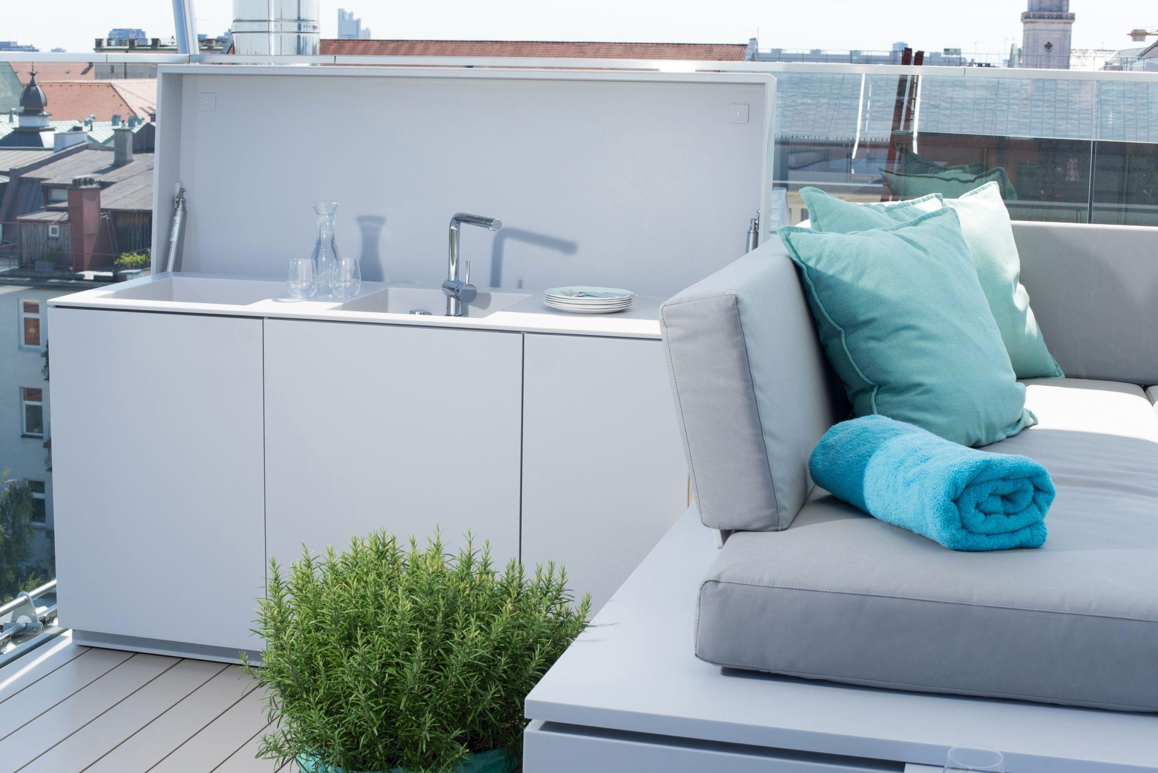 LG HIMACS Outdoor Küche Außenbereich Platten wasserfest resistent