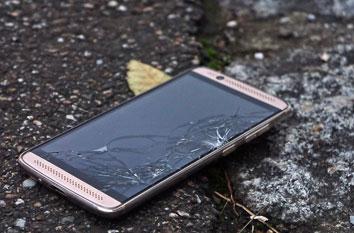 handy smartphone versicherung kaputt display
